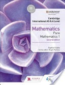 AS AND A LEVEL PURE MATHEMATICS 1