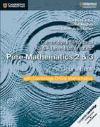 Cambridge AS & A-Level Mathematics Pure Mathematics 2&3 Coursebook with Cambridge Online Mathematics