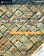 Cambridge AS & A-Level Mathematics Probability and Statistics 2 Coursebook with Cambridge Online Mathematics