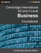 Cambridge AS & A Level Business Cambridge Elevate Enhanced edition (2Yr)