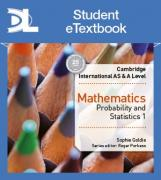 AS & A Level Mathematics Probability and Statistics 1 Student Etextbook-2 Year